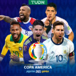Copa America to air on TUDN